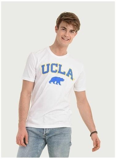 UCLA Ucla T-Shirt Beyaz
